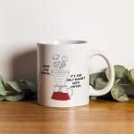 Tasarım Baskılı Kupa ( it's only planet with coffee )