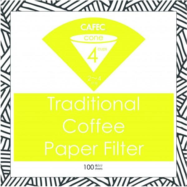 Cafec Traditional Filtre Kağıdı 100 Ad.