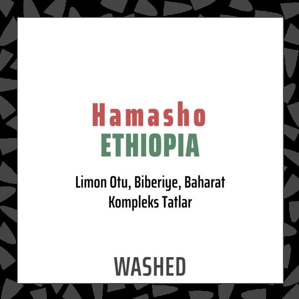 Ethiopia Hamasho