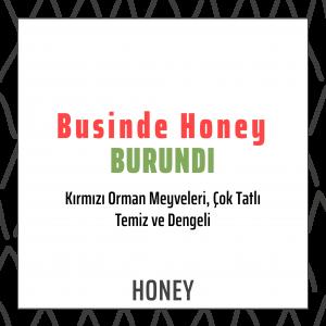 Burundi Businde Honey