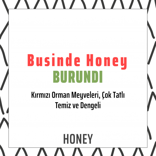 Burundi Businde Honey