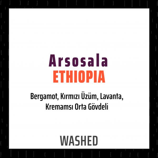 Ethiopia Arsosala