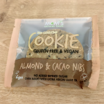 Mom's Glutensiz Cookie Badem Kakao 50 Gr.